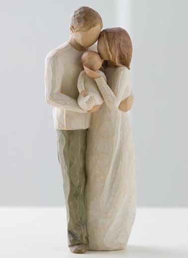 Our Gift (Bizim Hediyemiz)-Willow Tree